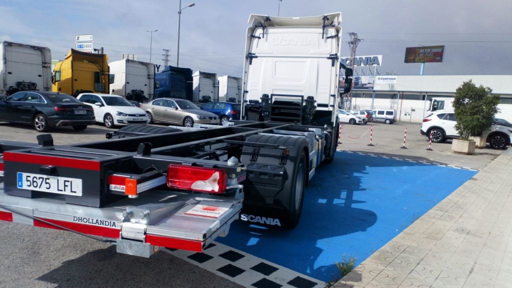 instalación de carrocería